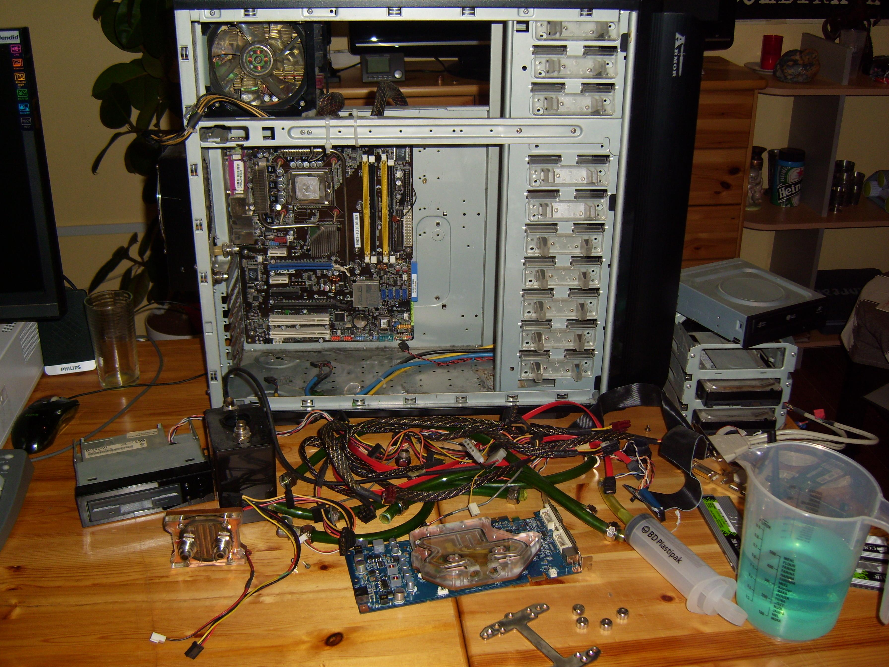 welche hardware ist in meinem pc